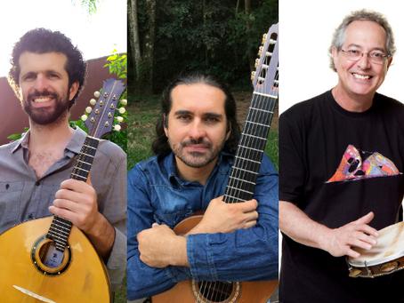Daniel Migliavacca homenageia Jacob do Bandolim e Luperce Miranda em concertos no Paiol dias 5 e 6 d