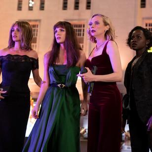 Mulheres no serviço secreto invadem as telas de cinema em 2021