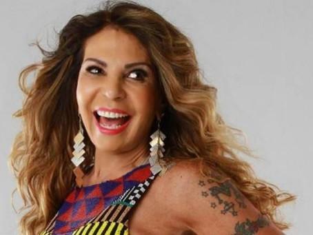 Elba Ramalho se apresenta em Curitiba neste fim de semana do dia das mães