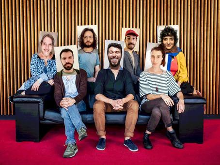 MINHA NOSSA Cia de Teatro ensaiou online para estrear espetáculo no próximo sábado