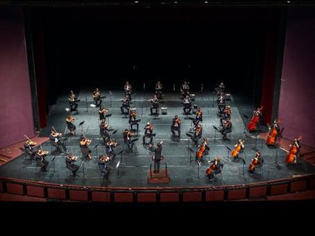 Orquestra Sinfônica do Paraná apresenta Brahms Sinfonia nº3 Opus 90