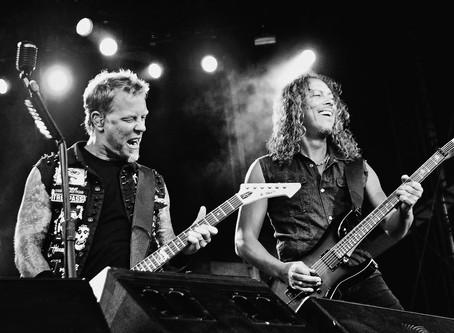 Metallica toca com Greta Van Fleet em Curitiba em 2020. Ingressos começam a ser vendidos na próxima