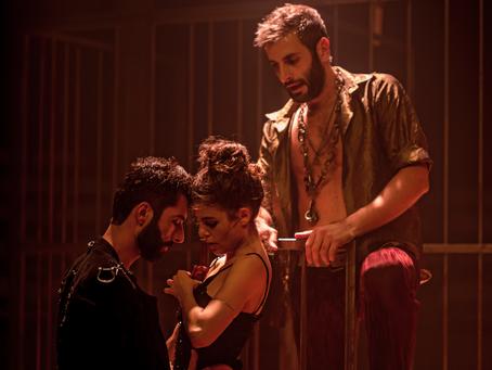 Espetáculos Carmen e Crioulos são atrações de Mostra de Teatro Online