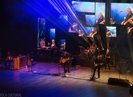 Em turnê pela América Latina, Dire Straits Legacy faz bom show, mas não empolga em Curitiba