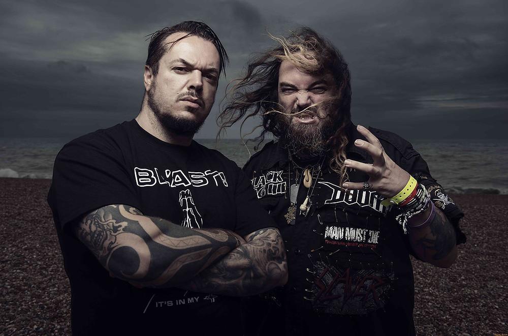 Max & Iggor Cavalera's Return to Beneath/Arise