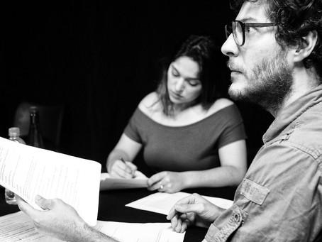 Homem ao Vento, nova montagem do dramaturgo e diretor Marcos Damaceno estreia no Teatro Novelas Curi
