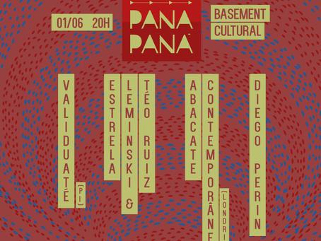 Festival Panapaná agita sexta-feira em Curitiba