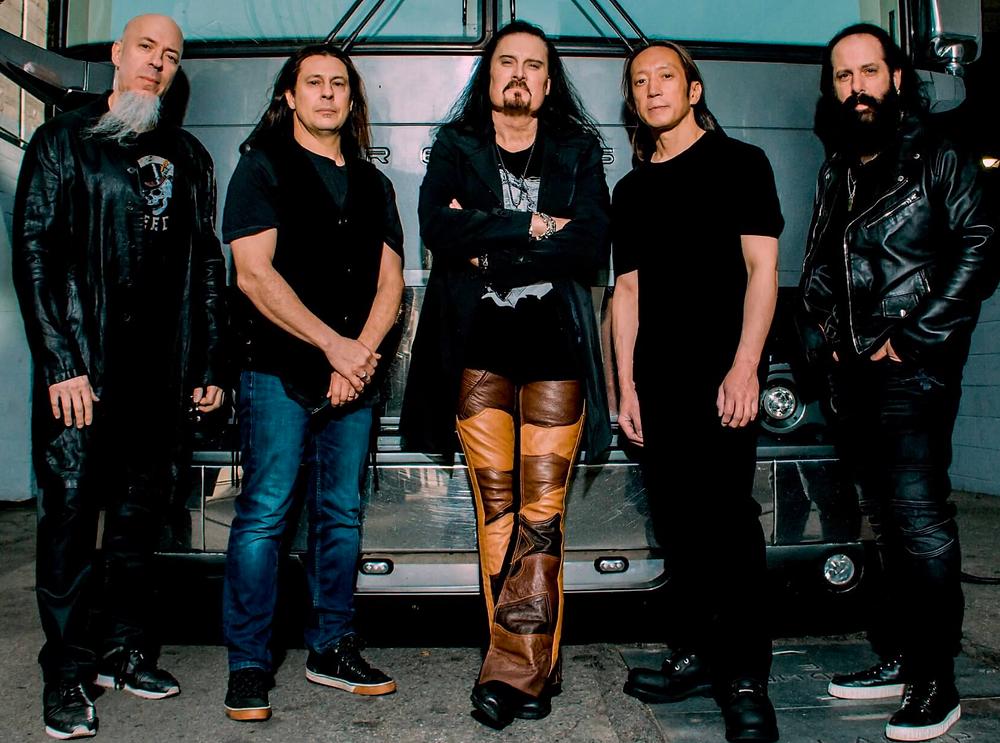 Dream Theater confirmed show in Curitiba