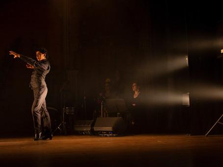 Bailarino de flamenco faz única apresentação na capital paranaense neste sábado