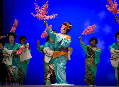 Comunidade Nipo-Brasileira está representada em Festival Folclórico de Etnias no Paraná
