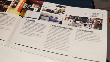 Integrity was featured on Fender Bender