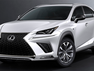 Lexus NX Lauded for Safety