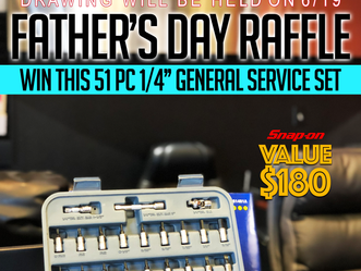 Father's day Raffle