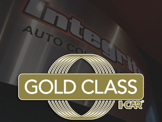 We are I-CAR Gold Class