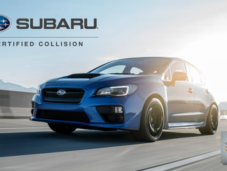 Integrity Auto is now Subaru Certified Collision