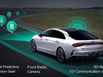 Hyundai Develops Transmission That Uses Maps and Radar to Shift Gears