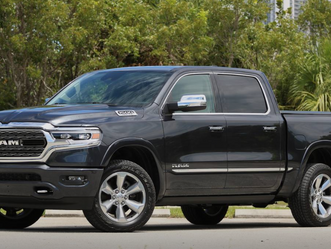 Ram Pickups Recalled for Air Bags