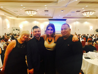 Integrity present at the 10th annual Gala for Solano Hispanic Chamber of Commerce