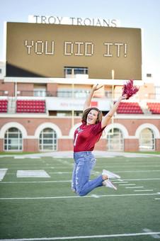 Soon to graduate _ Brittany Danielle Nim
