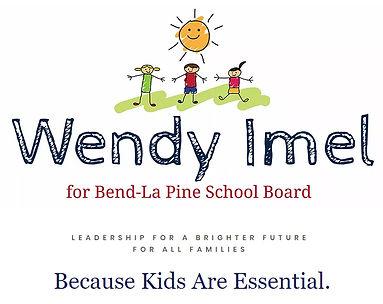 Wendy Imel for Bend-La Pine School Board