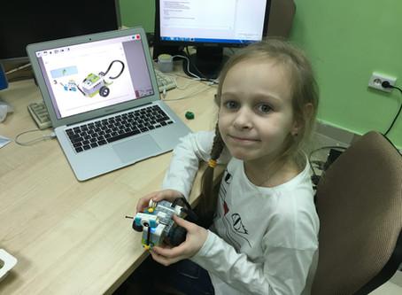 Занимательная робототехника
