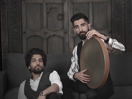 Farid Sheek en Mohsen Masoumi
