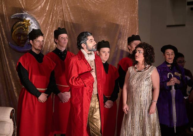 Opera theater Mohsen Masoumi