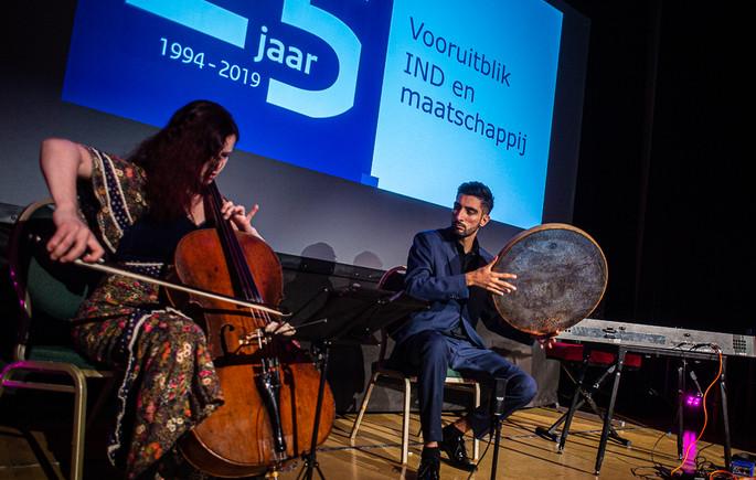 Maya Fridman & Farid Sheek