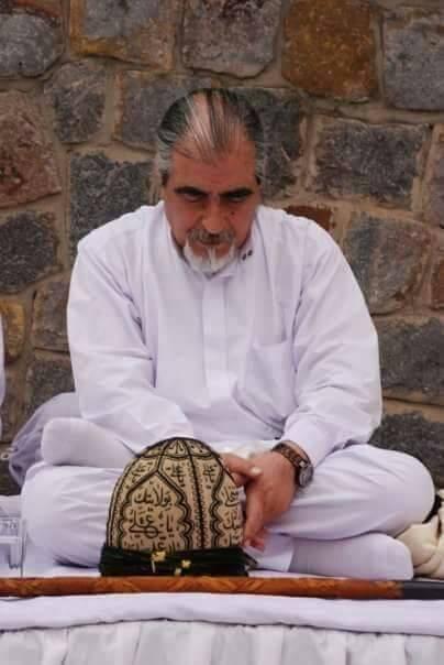 Hazart safi second meditation