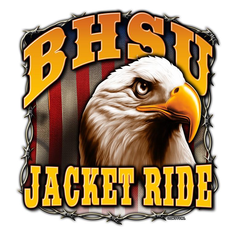 2021 Jacket Ride for Veteran Scholarships