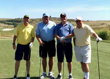 Miles Beacom, Dana Dykhouse, Steve Meeke