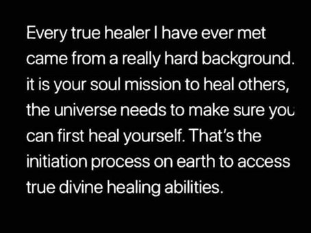 It's the soul path for me!