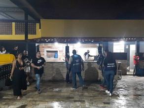 Prefeitura do Rio estoura festa clandestina com 100 pessoas na Zona Oeste - SUPER TOP FM 89.9