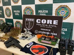 Operação contra miliciano Tandera deixa três mortos na Zona Oeste - SUPER TOP FM 89.3