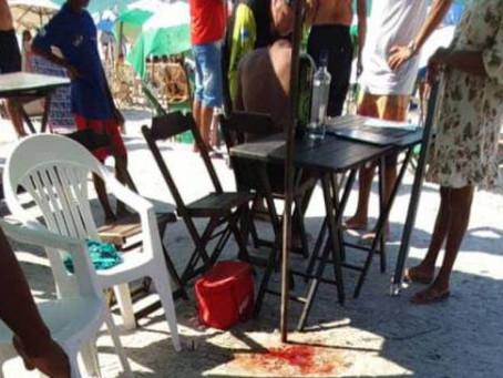 Turistas são baleados na Prainha em Arraial do Cabo - ONDA CERTA FM