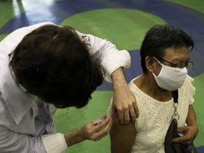 Rio começa a vacinar profissionais da Educação pública básica neste sábado - SUPER TOP FM 89.9