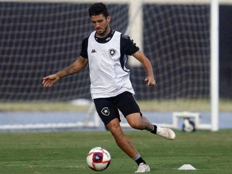 Marcinho celebra acordo com o Botafogo: 'Feliz por defender essa camisa gloriosa' ONDA CERTA FM 99.5