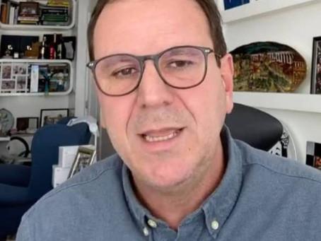 Eduardo Paes é alvo de busca e apreensão e vira réu em denúncia de corrupção - ONDA CERTA FM