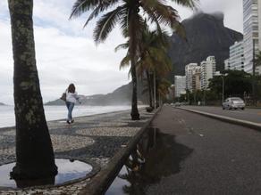 Fim de semana será frio e sem chuva no Rio - SUPER TOP FM 89.9