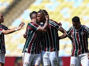 Fluminense cresce de produção no segundo tempo e goleia o Madureira por 4 a 1 - SUPER TOP FM 89.9