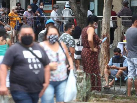 Covid-19: risco sobe de baixo para moderado no Norte Fluminense - ONDA CERTA FM