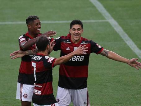 Flamengo joga bem e vence o Athletico Paranaense no Maracanã - ONDA CERTA FM
