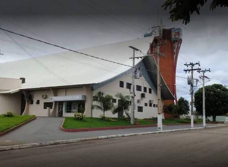 Casal é detido ao ser flagrado fazendo sexo dentro de igreja - ONDA CERTA FM