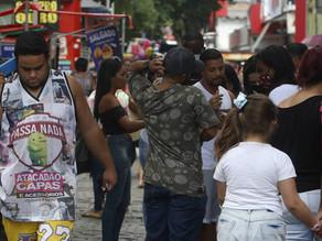 Na Zona Oeste, região com mais óbitos no Rio, pandemia gera também crise social - SUPER TOP FM 89.9