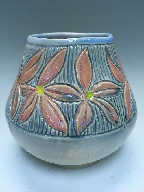 Coco Martin - Carved Vase