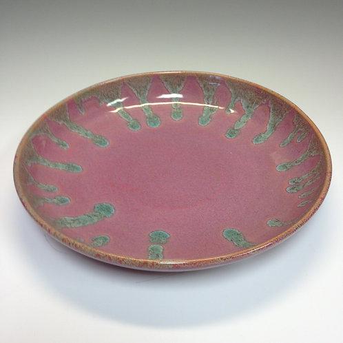 Rae Marie Crisel - Rose Petal Series Platter #3