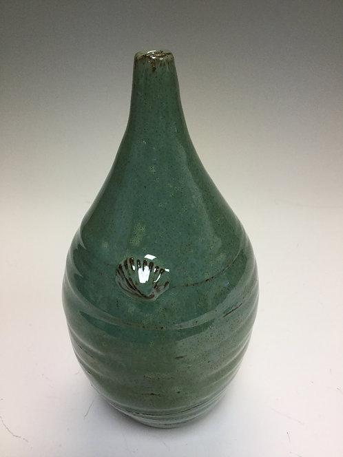 Rae Marie Crisel - Sea Foam Series Vase #3