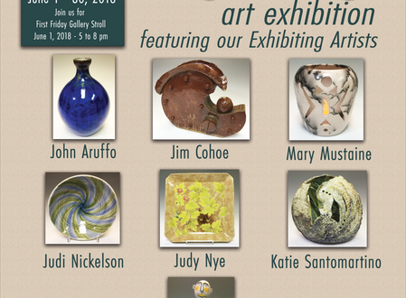 Diversity in Clay - Exhibiting Artists