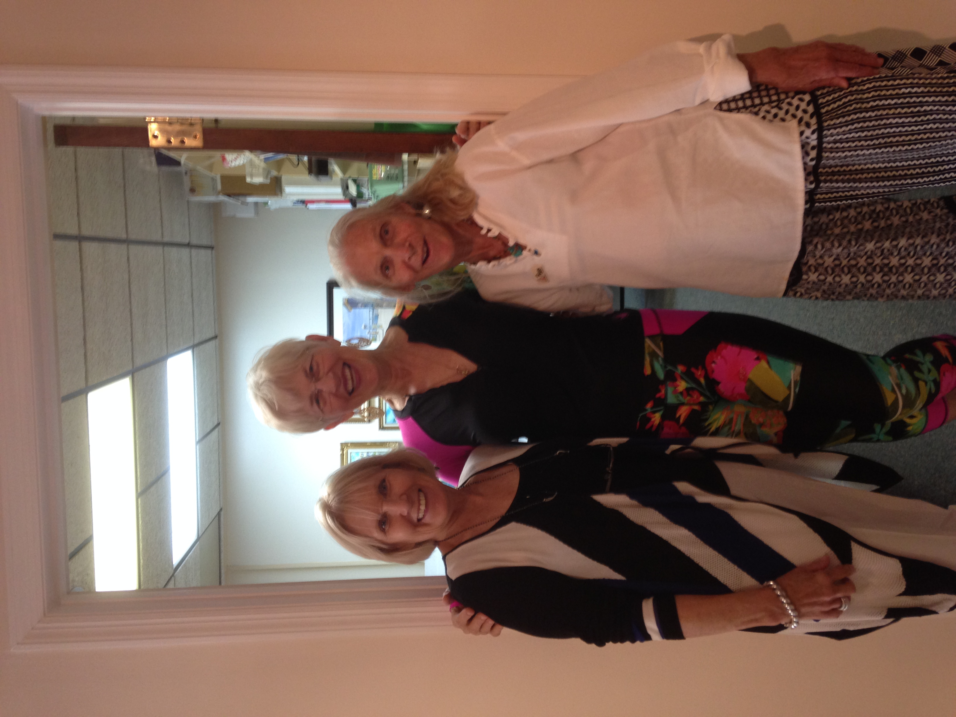 Judi, Rae Marie and Peggy