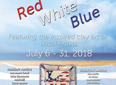 July 2018 - Red White Blue